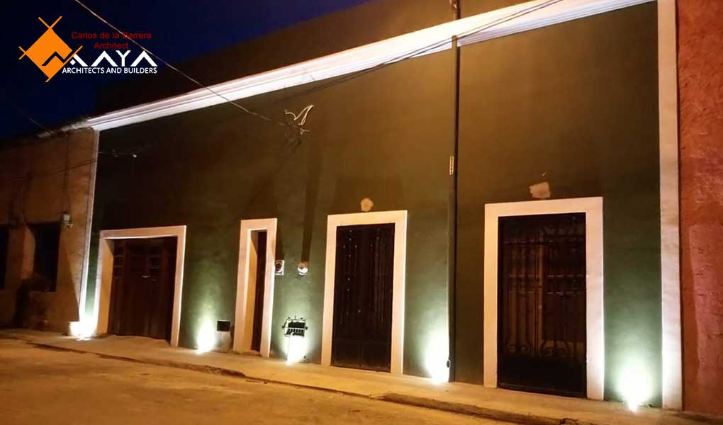 Casa Calle 66 A, House in Merida Yucatan Maya DBN Architects and Builders