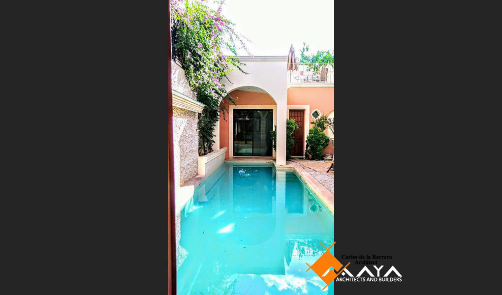 Casa Enclave Calle 65, Design and Construction in Merida, Maya DBN Architects and Builders