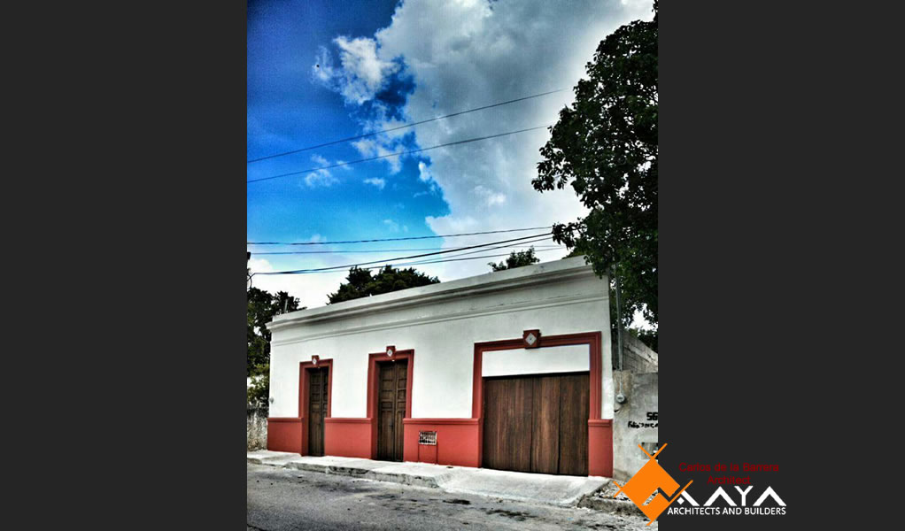 Casa Petronila, Restoration of House in Merida, Maya DBN Architects and Builders
